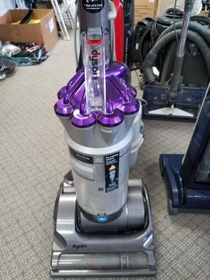 vacuum repair in iowa city and coralville